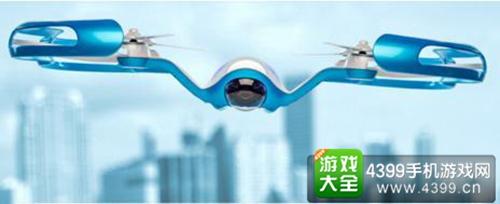 VR无人机FlyBi模拟图