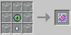 我的世界电脑版末影水晶怎么做