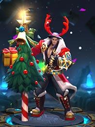 王者荣耀圣诞狂欢