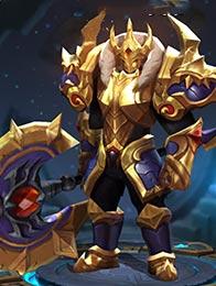 王者荣耀黄金武士