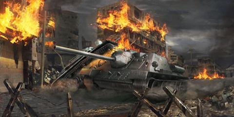 """《坦克射击》:一款上手简单的""""坦克大战"""""""