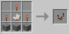 我的世界电脑版红石比较器怎么做