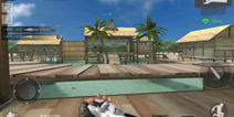CF手游海滩派对地图解析