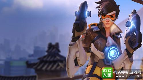 游戏正能量《守望先锋》为见义勇为玩家造雕塑