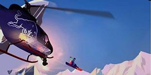 《单板滑雪:第四维》:夏日滑雪 玩最极致的反差运动