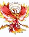 龙斗士圣兽朱雀