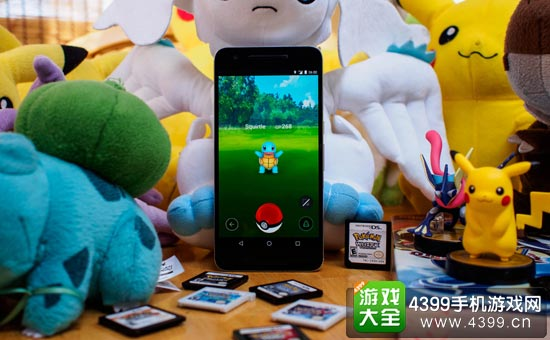 训练师《Pokemon GO》之旅