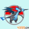 口袋妖怪3DS手游超级喷火龙X