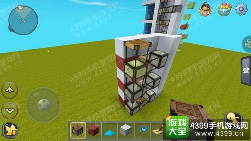 迷你世界活塞电梯制作教程