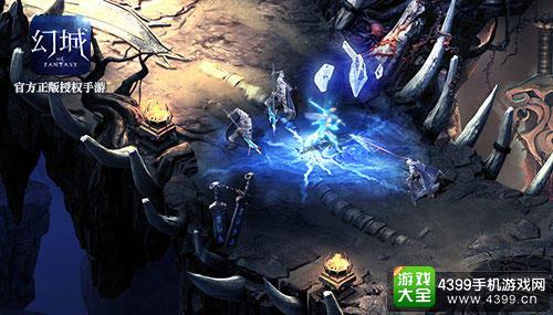 《幻城》手游首席颜值官今日揭晓马天宇正式宣布代言