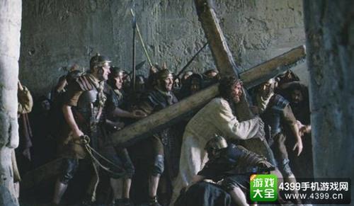 《耶稣受难记》剧照