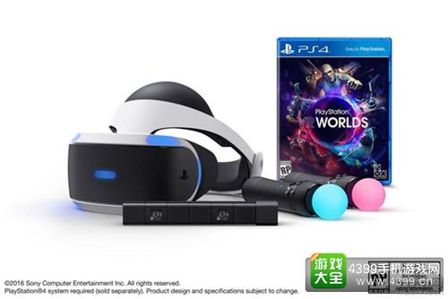 PSVR游戏都将支持DS4手柄 玩家无须额外购买PS Move