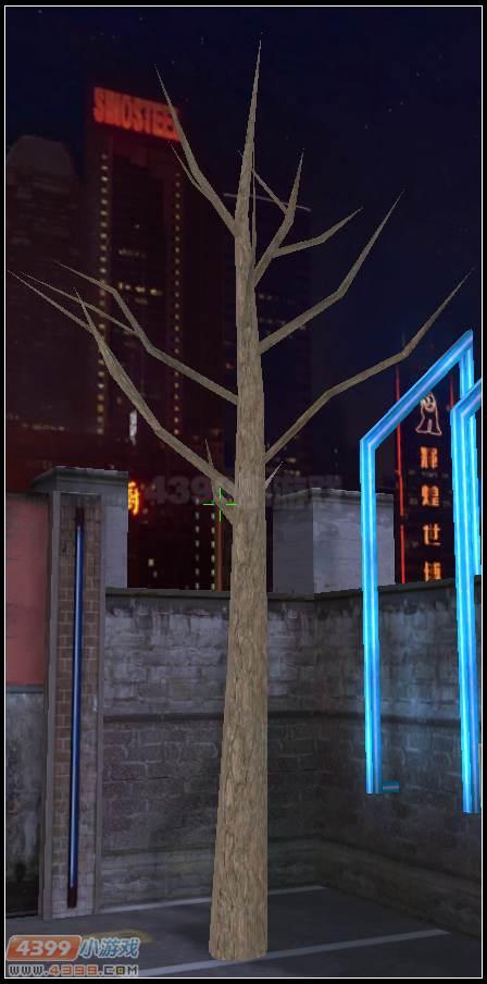 生死狙击树