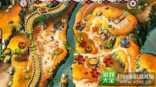 建造中国长城2
