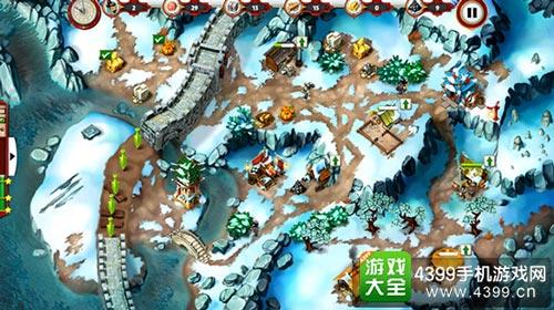 建造中国长城3
