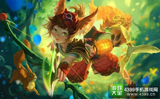 全民超神灵狐公主