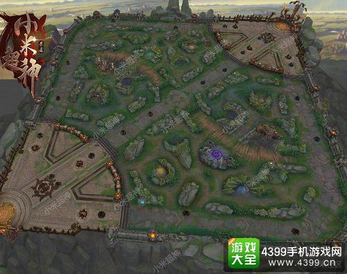 小米超神地图
