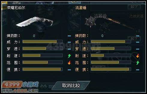 生死狙击流星锤与荣耀尼泊尔武器对比
