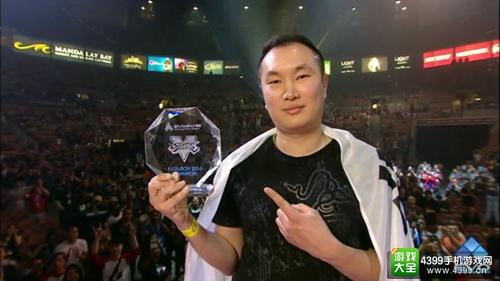 EVO 2016《街霸5》冠军诞生 那个韩国人拿了第四次冠军