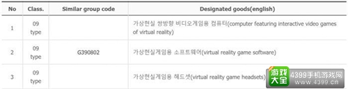 """三星独立开发VR设备商标曝光 或命名""""Odyssey"""""""