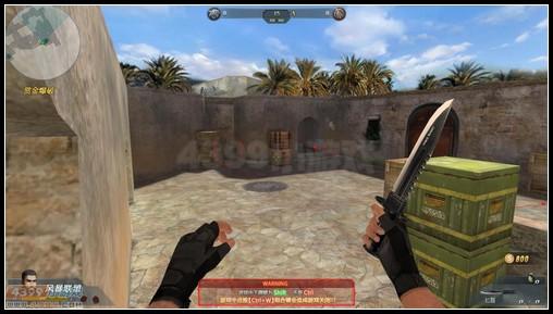 生死狙击沙漠2埋包点B