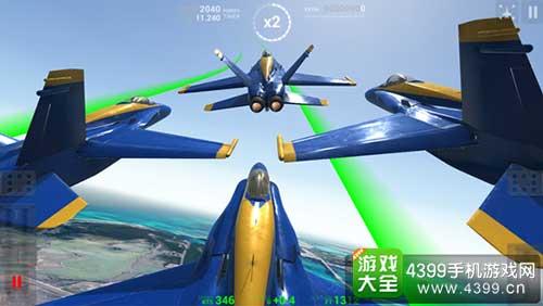 蓝色天使:特技飞行1