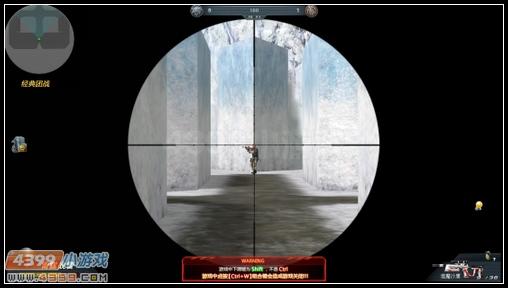 生死狙击猎魔沙鹰开镜图