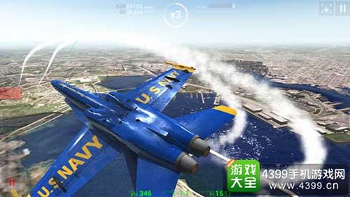 蓝色天使:特技飞行3