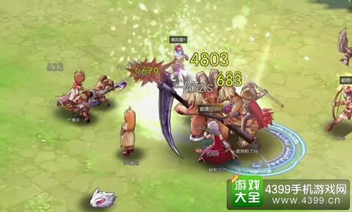 仙境传说RO经典战斗