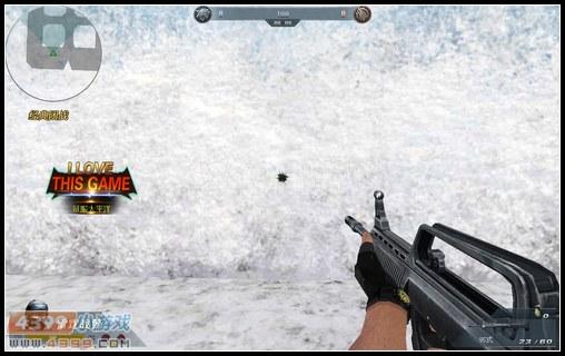 生死狙击95式近距离点射