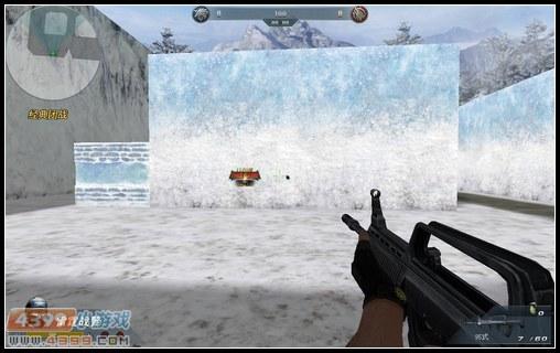 生死狙击95式远距离点射