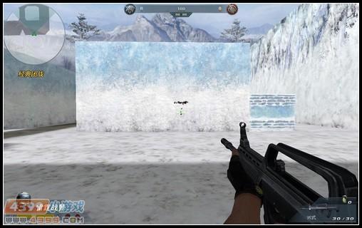 生死狙击95式远距离持续射击