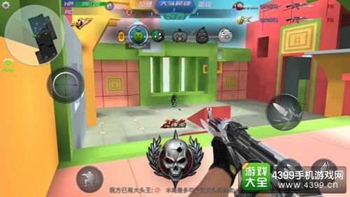 生死狙击手机版大头模式玩法介绍