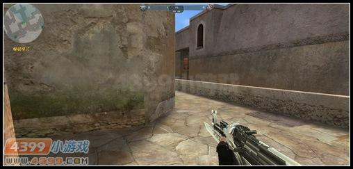 生死狙击沙漠2盲区