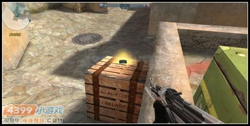 生死狙击沙漠2A大放包方法2