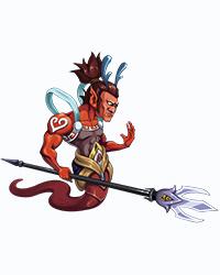 降妖传巫阴图鉴 巫阴技能表