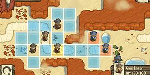 回合策略《失落的边境》:狂野西部的纯粹战棋佳作