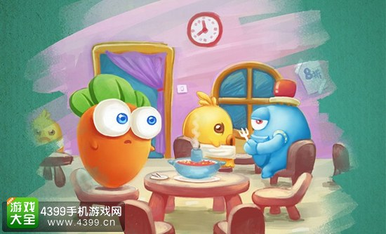 2016ChinaJoy保卫萝卜3