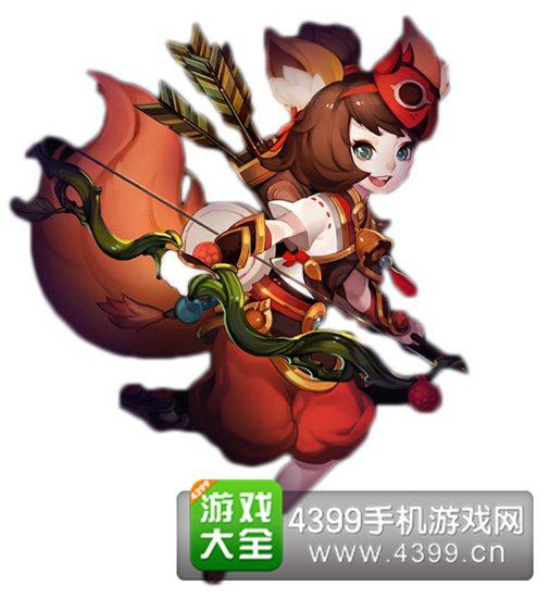 全民斗战神玉狐技能
