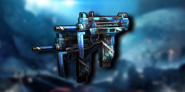 生死狙击手游双持蓝魔怎么样? 冲锋枪对比图