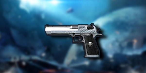 生死狙击手游白银沙鹰怎么样? 沙鹰对比图