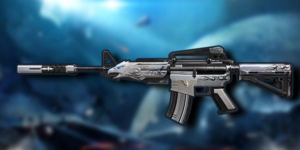 生死狙击手游M4A1荣耀怎么样 M4A1荣耀号对比图