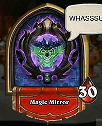 炉石传说魔镜攻略
