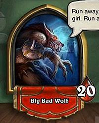 炉石传说大灰狼攻略