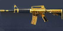 小米枪战黄金M4A1怎么样? 黄金M4A1属性详解