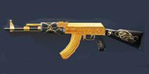 小米枪战黄金AK47怎么样? 黄金AK47属性详解