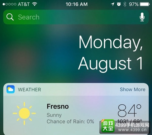 iOS10最新测试版