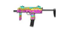 4399战争使命MP7-甜心