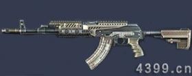 小米枪战AK47-S怎么样? 步枪AK47-S属性详解
