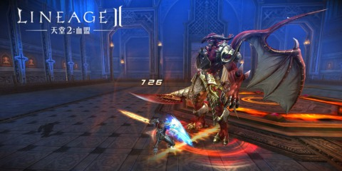 《天堂2血盟》:玩法传统气势恢宏的MMO,体验有待加强